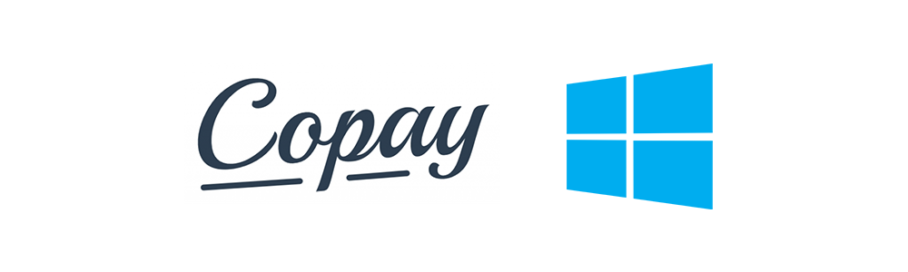 copay and windows logo