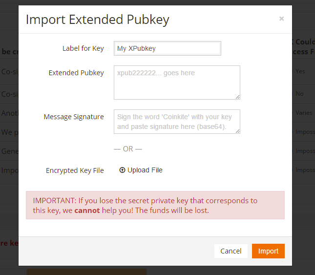 import-extended-pubkey